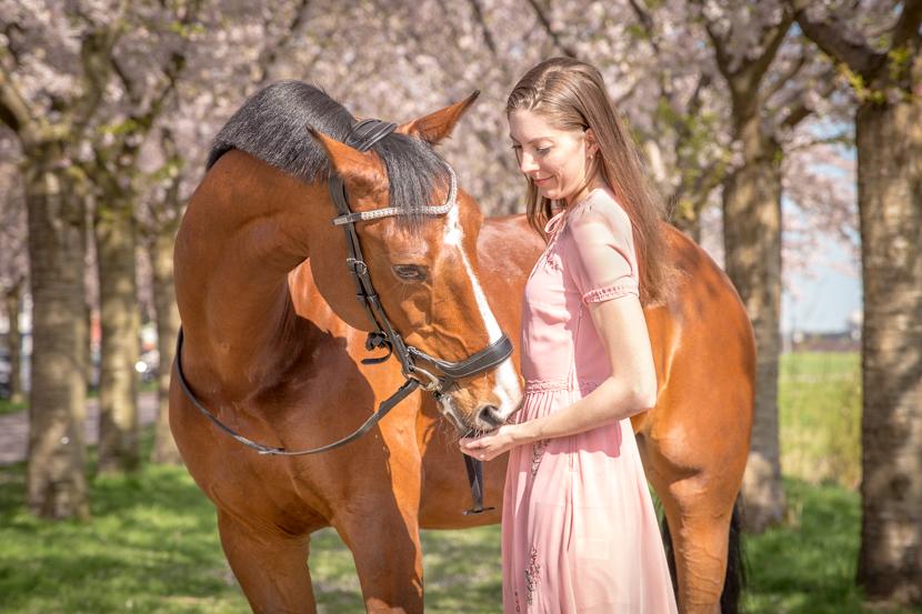 Bianca Jansen Almere Portretfotografie Fotograaf Portretfotograaf Kinderportretfotografie Bloesemfototografie Paarden